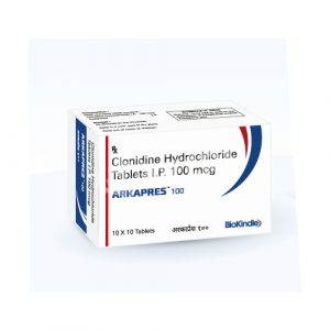 ARKAPRES 100 MG TABLET