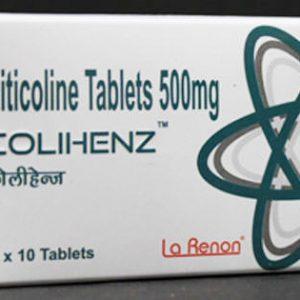 COLIHENZ 500MG TABLET