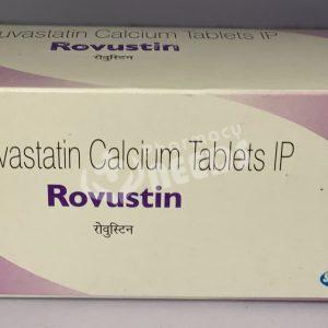 ROVUSTIN 10MG TABLET