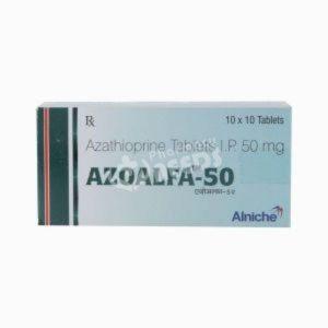 AZOALFA - 50 TABLET