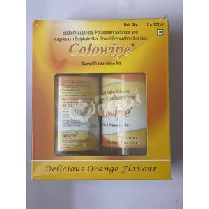 COLOWIPE BOWEL PREPRATION KIT