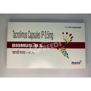 BIOMUS 0.5 CAPSULES