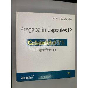GABANICHE 75 MG
