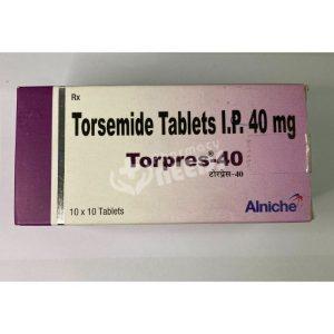 TORPRES 40MG TABLET