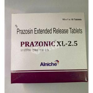 PRAZONIC XL 2.5 TAB
