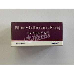 HYPODRIN 2.5