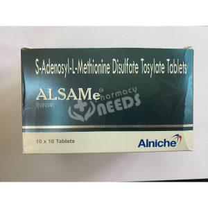ALSAMe 400MG TABLET
