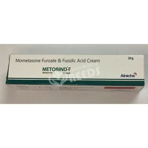 METOBIND F CREAM 20GM