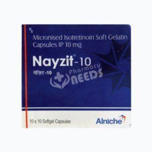 NAYZIT - 10 CAPSULE