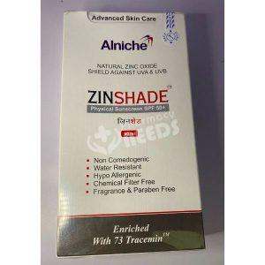 ZINSHADE SUNSCREEN SPF 50