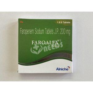 FAROALFA 200MG TABLET