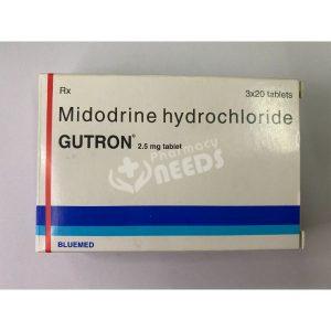 GUTRON 2.5MG TABLET