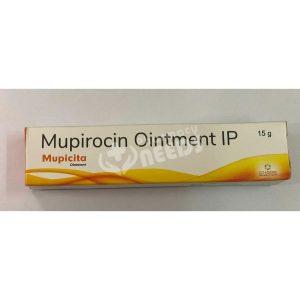 MUPICITA OINTMENT 15GM