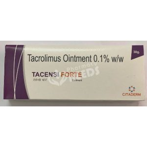 TACENSI FORTE OINTMENT 30GMS