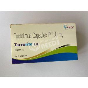 TACRORITE 1MG CAPSULE