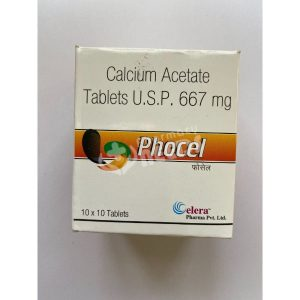PHOCEL 667MG TABLET