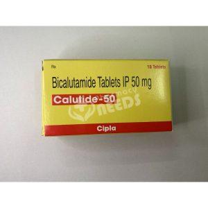 CALUTIDE-50 TABLETS