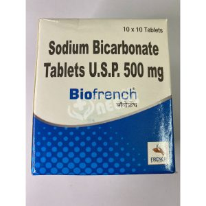 BIOFRENCH 500MG TABLET