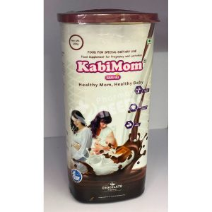 KABIMOM SUGARFREE 400GMS CHOCOLATE