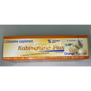 KABIMMUNE PLUS ORANGE FLAVOUR