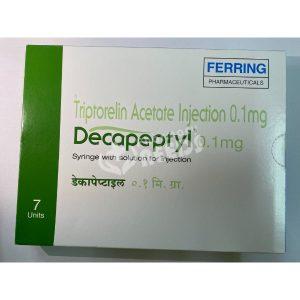 DECAPEPTYL 0.1MG