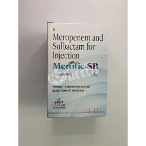 MEROFIC-SB 1.5GMS