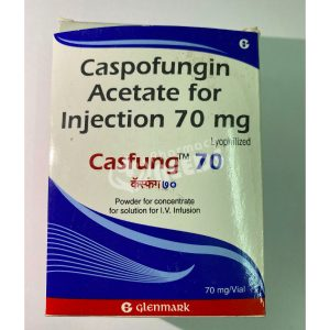 CASFUNG 70MG INJECTION