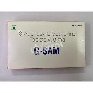 G-SAM 400MG TABLET