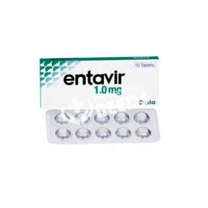 ENTAVIR 1MG TABLET
