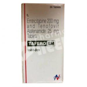 TAFERO EM 25 MG