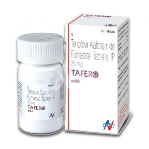 TAFERO 25 MG