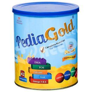 PEDIA GOLD MANGO-400GM
