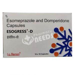 ESOGRESS-D CAPSULE