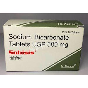 SOBISIS 500MG TABLET