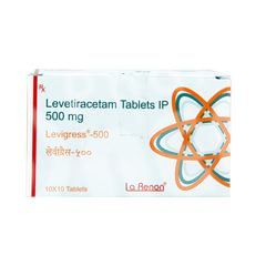 LEVIGRESS 500MG TABLET