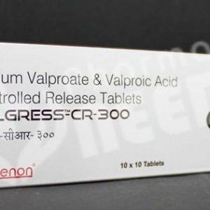 VALGRESS CR 300MG TABLET