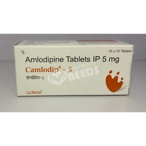 CAMLODIP 5MG TABLET