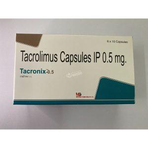 TACRONIX 0.5MG TABLET