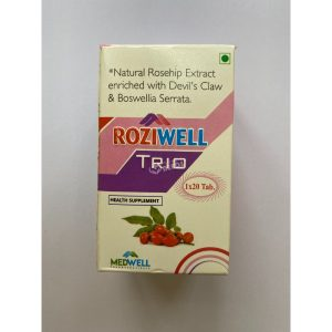 ROZIWELL TRIO TABLET