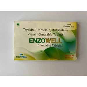 ENZOWELL CHEWABLE TABLETS