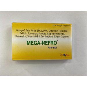 MEGA-NEFRO CAPSULES