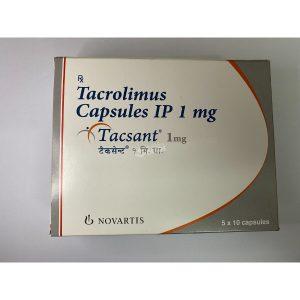 TACSANT 1 MG CAPSULES