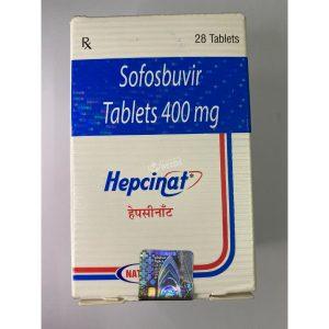 HEPCINAT 400MG