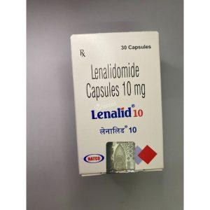 LENALID 10MG CAPSULES