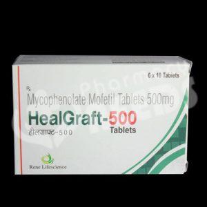 HEALGRAFT 500MG TABLET