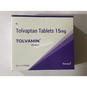 TOLVAMIN 15MG TABLETS