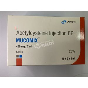 MUCOMIX INJECTION 400MG