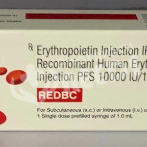 RED BC 10000 IU PFS