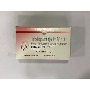 FOLISAR 75 HP INJECTION