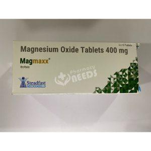 MAGMAXX 400MG TABLET